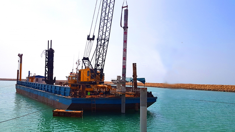 Boushehr Amiri Fishing Jetty